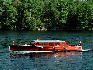 Severn Boat