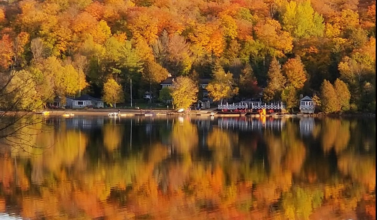 Image of Bonnie View Resort in the Fall season