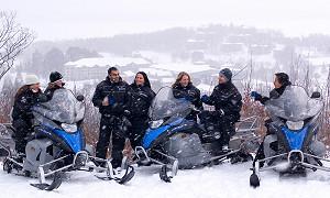 Deerhurst Snowmobiling