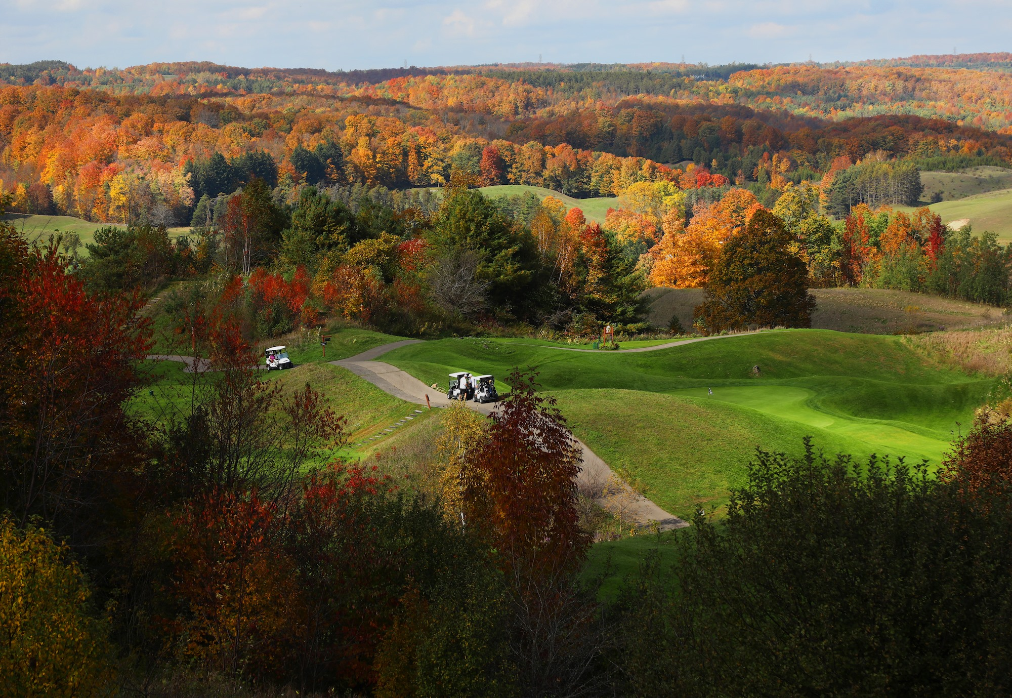 Hockley Valley Golf Course