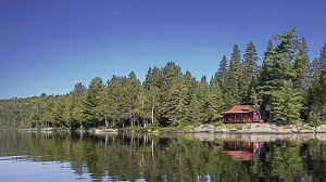 Killarney cabin