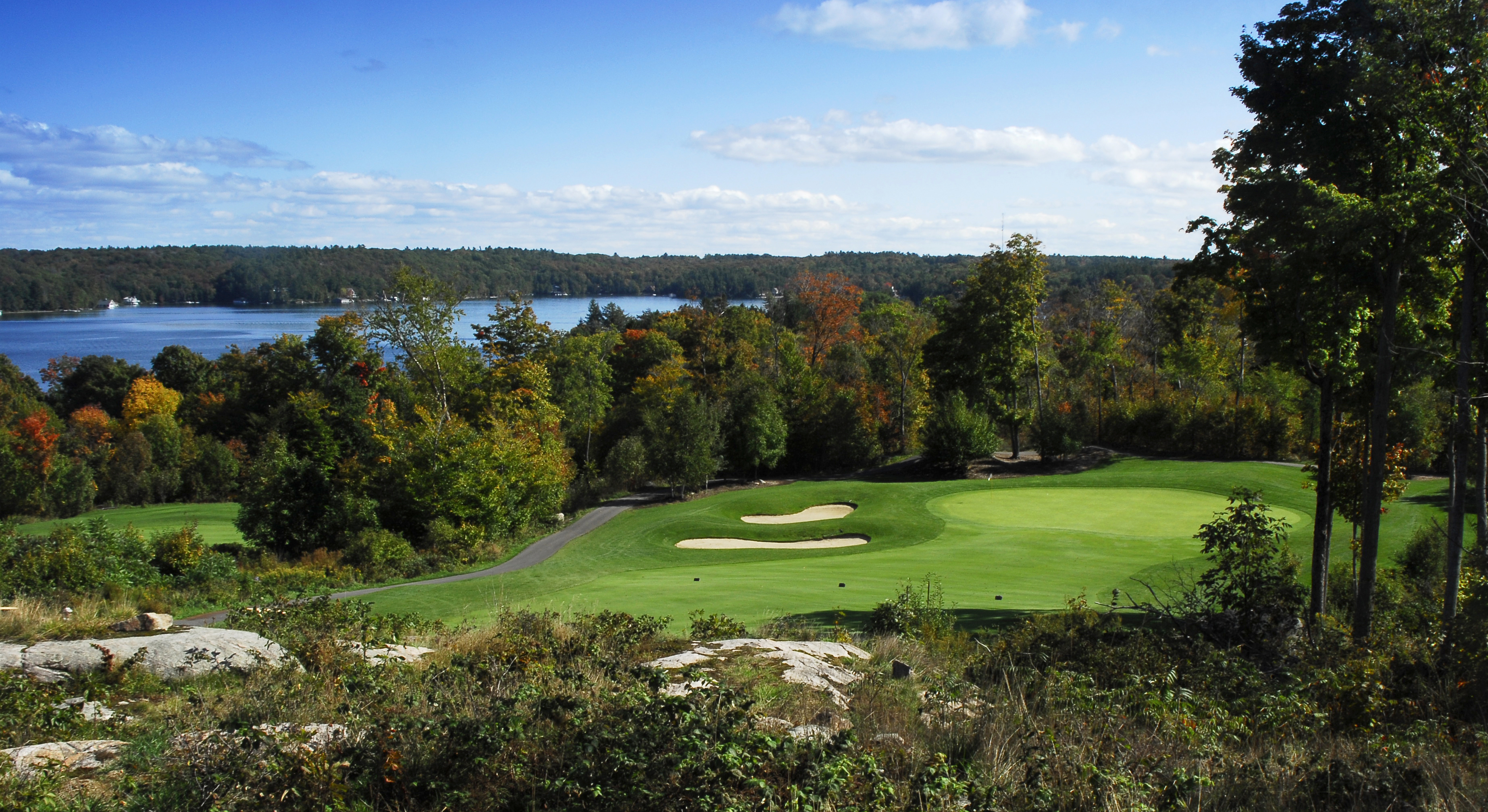 Image of Lake Joseph Golf Course