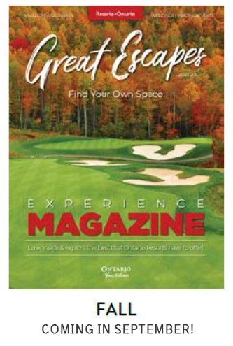 Image of Fall Magazine Cover