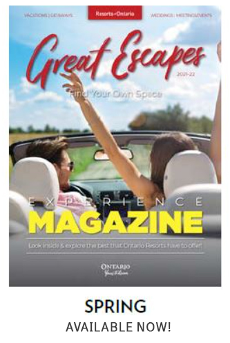 Image of Spring Magazine Cover