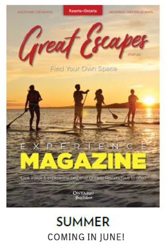 Image of Summer Magazine Cover