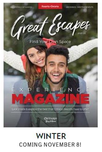 Image of Winter Magazine Cover