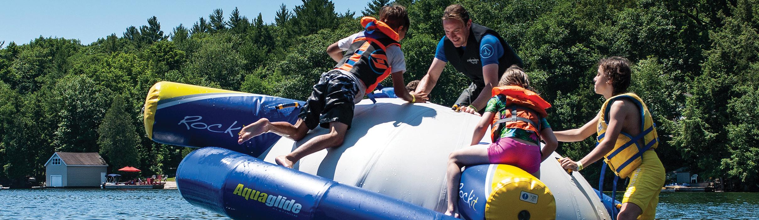 Rocky Crest Water Fun