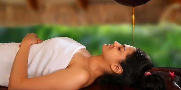 Image of a spa treatment