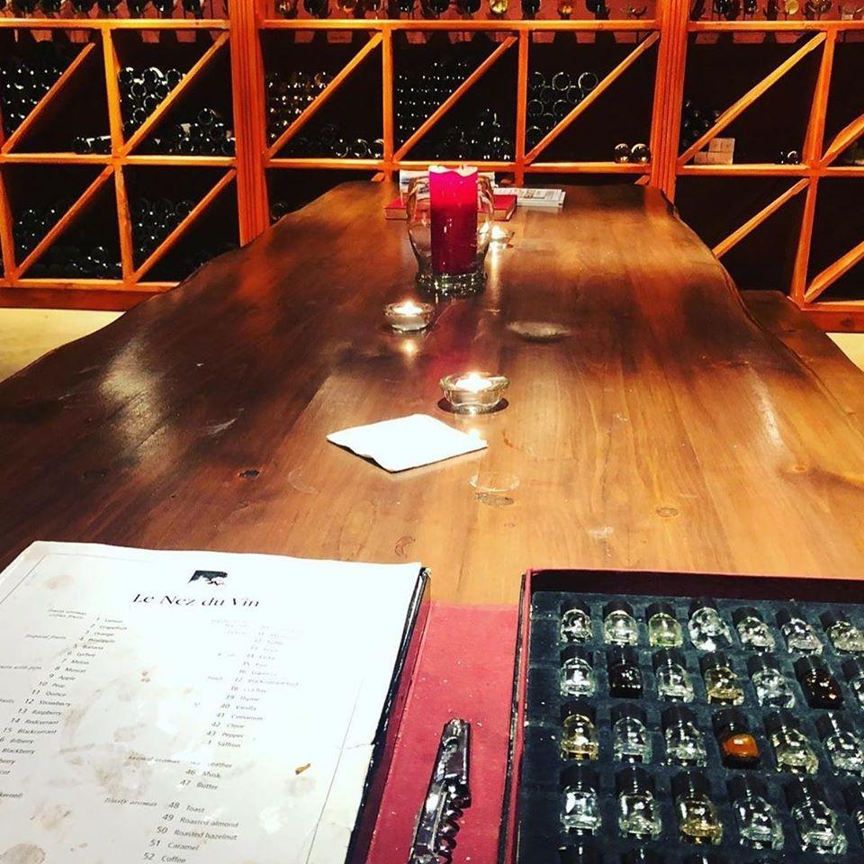 Image of wine cellar