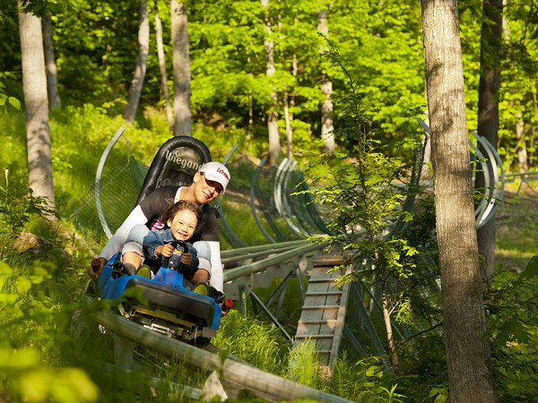 Heart-pumping adventures *and* R&R - at Ontario Resorts, you can have it all!