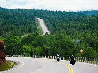 Born to Be Mild - How to Have a Better, More Relaxed, Motorcycle Trip in Ontario
